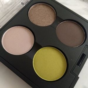 MAC Cosmetics Makeup - MAC Cosmetics Tempting Eye Quad LE